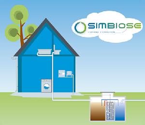 Assainissement individuel : Station d'épuration SIMBIOSE